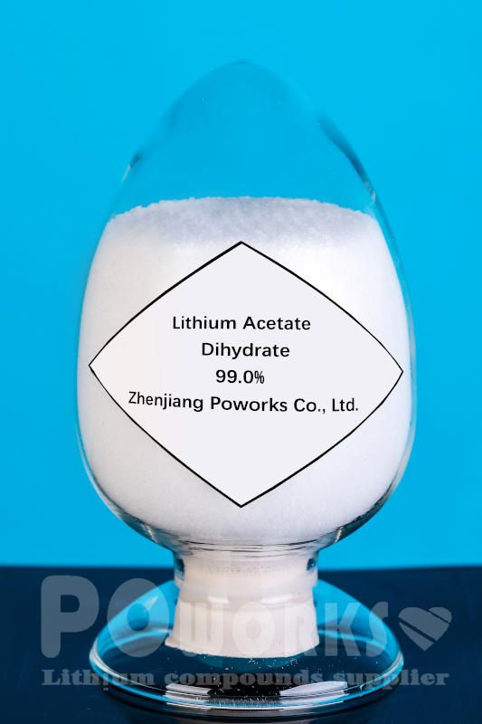 Litowo-Acetate Dihydrate